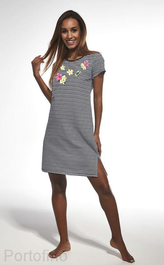 350-155 Сорочка ночная Cornette