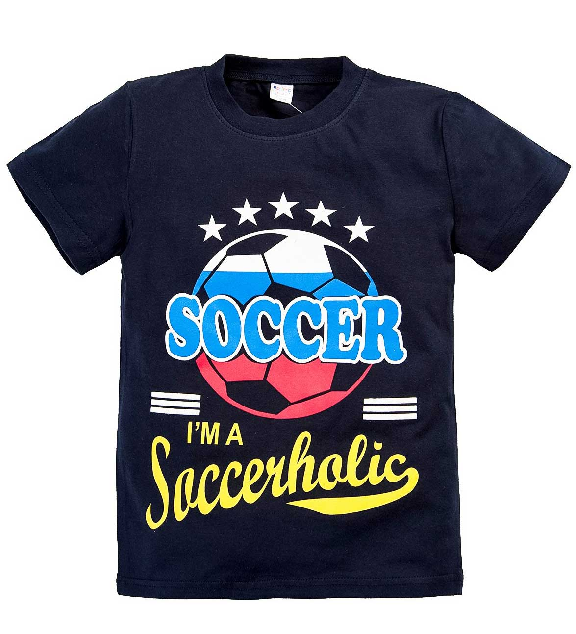 Футболка для мальчика 8-12 лет BJ003F6