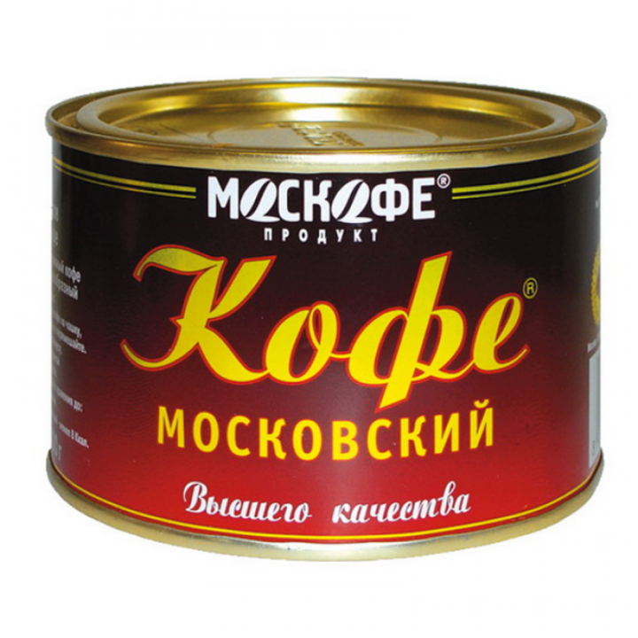 Кофе Московский ж/б 45г Индия