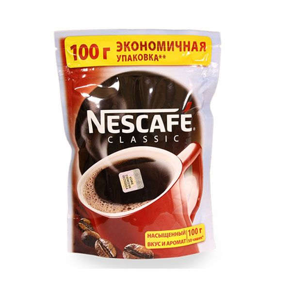 Кофе Нескафе Классик м/у 100г