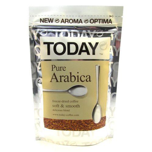 Кофе Today Pure Arabica м/у 75г Германия