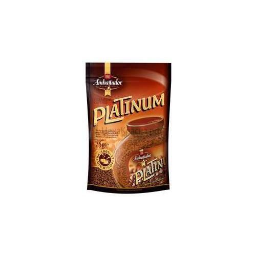 Кофе Платинум пакет 75г Англия