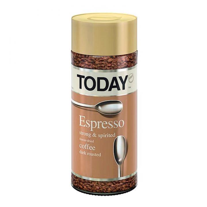 Кофе Today Espresso ст/б 95г Германия