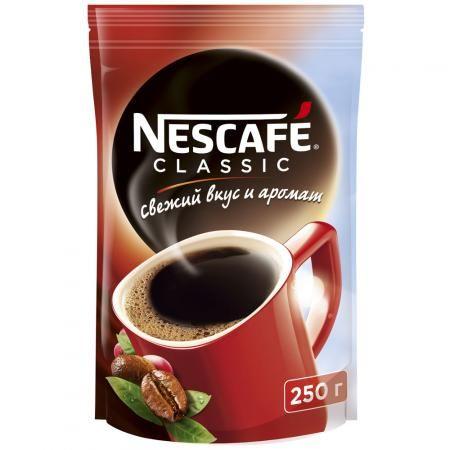 Кофе Нескафе Классик м/у 250г