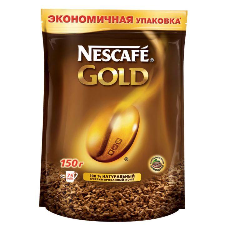 Кофе Нескафе Голд м/у 150г