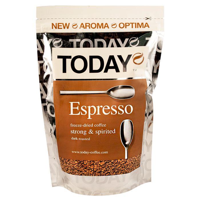 Кофе Today Espresso м/у 150г Германия