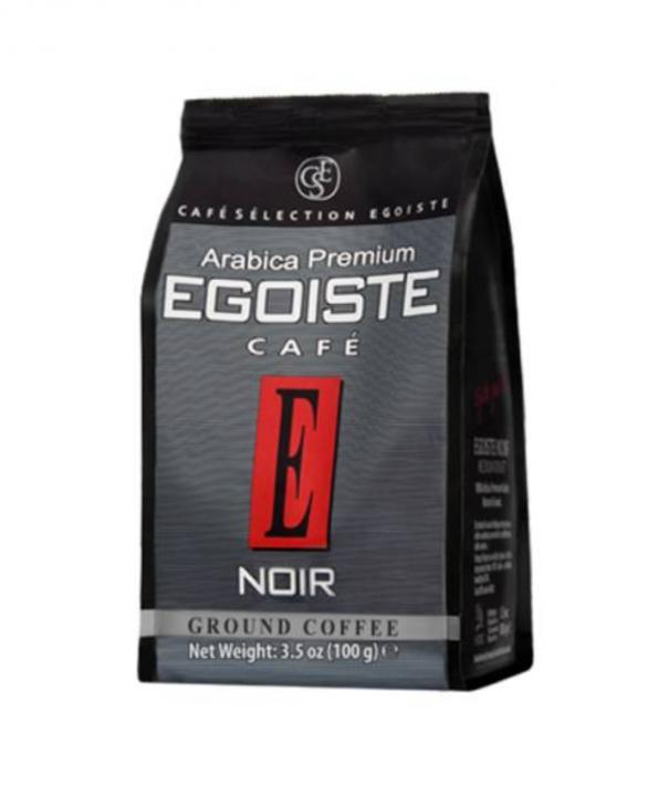 Кофе Egoiste Noir молотый м/у 100г Германия