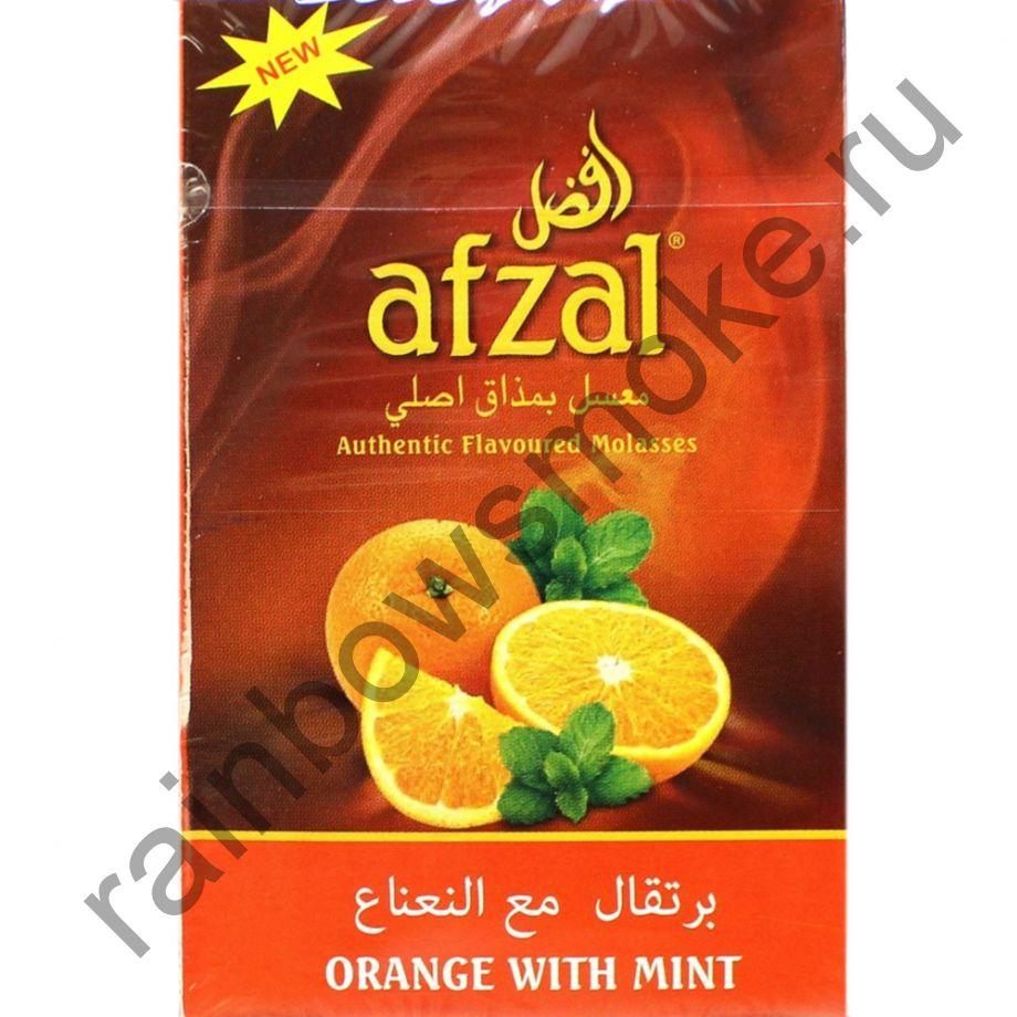 Afzal 500 гр - Orange with Mint (Апельсин с Мятой)