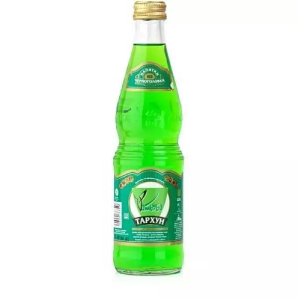 Газ. вода Напитки из Черноголовки 1л Тархун ст/б
