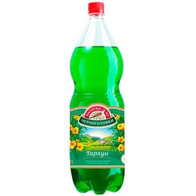 Газ. вода Напитки из Черноголовки 2л Тархун пэт