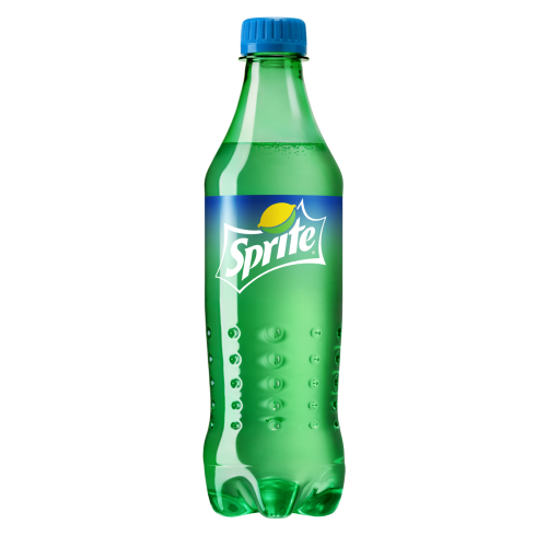 Газ. вода Спрайт 0,5л Кока-Кола