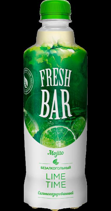 Напиток Fresh Bar Мохито газ 0,48л
