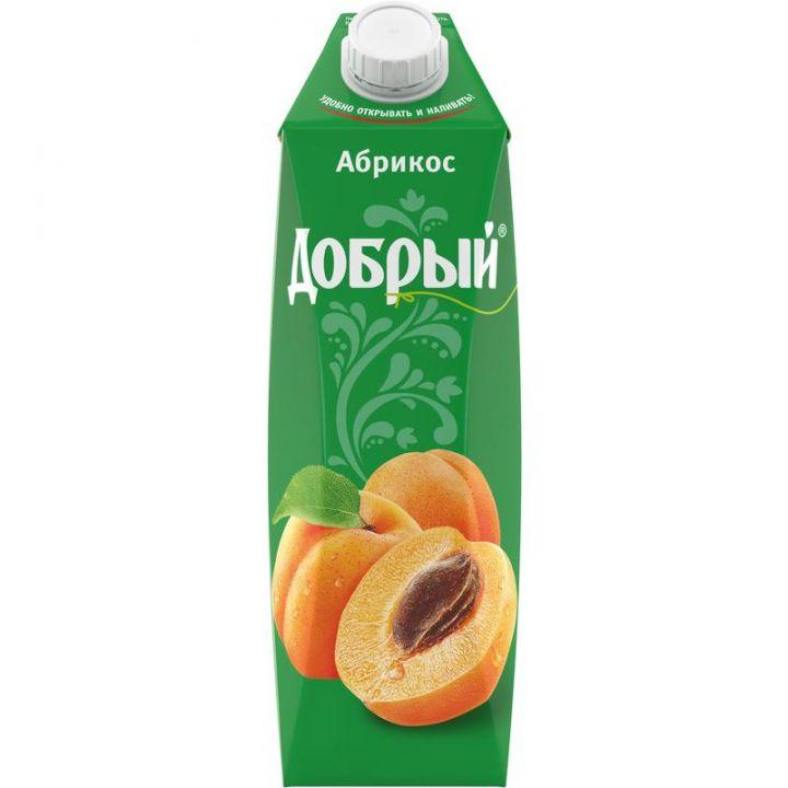Нектар Добрый 1л Абрикос