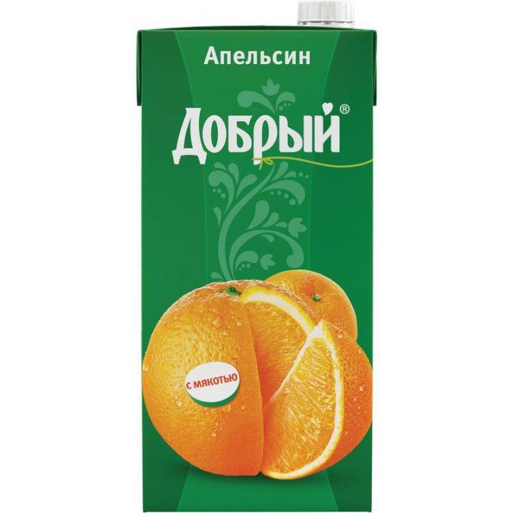 Нектар Добрый 2л Апельсин
