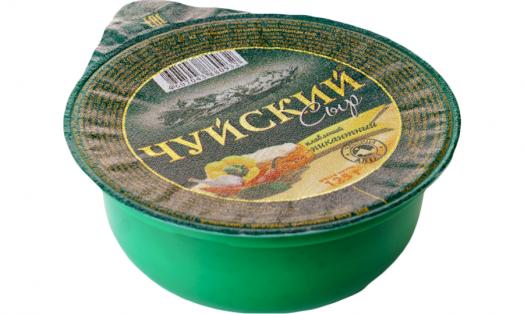 Сыр плавленый Чуйский пикантный 125г