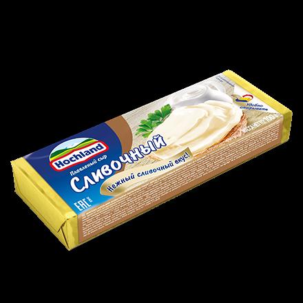 Сыр Хохланд 100г 48% Сливочный блок