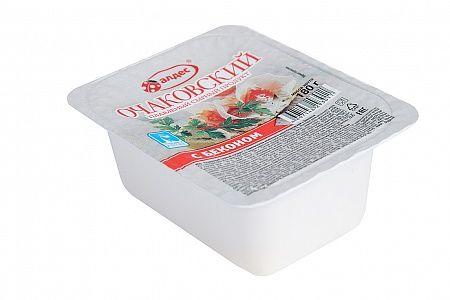 Сырный продукт Очаковский Бекон 55% плавленный 180г