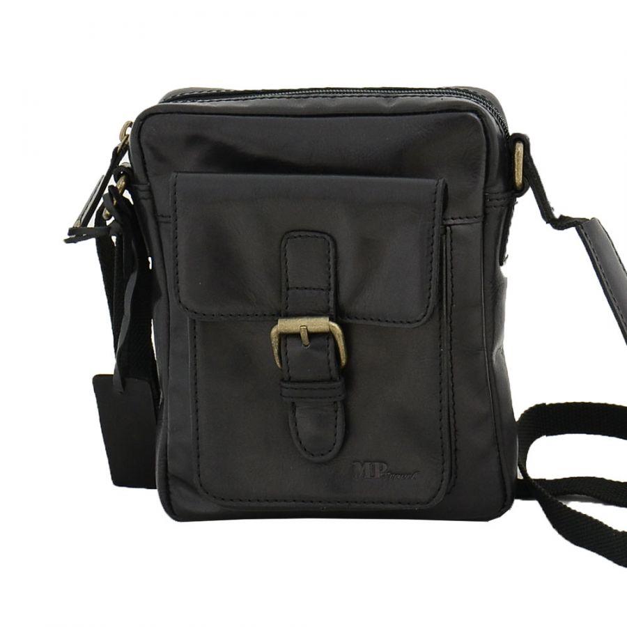 Кожаная мужская сумка Marta Ponti C29P004 Preto