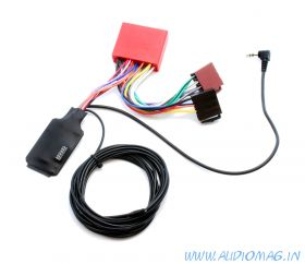 Ksize RCA-MZ Адаптер кнопок на руле/усилителя Bose для Mazda 3, 6, СХ7 запрограм., + ISO, RCA-MZ