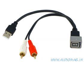 Intro CON USB-LADA переходник LADA Vesta, NISSAN