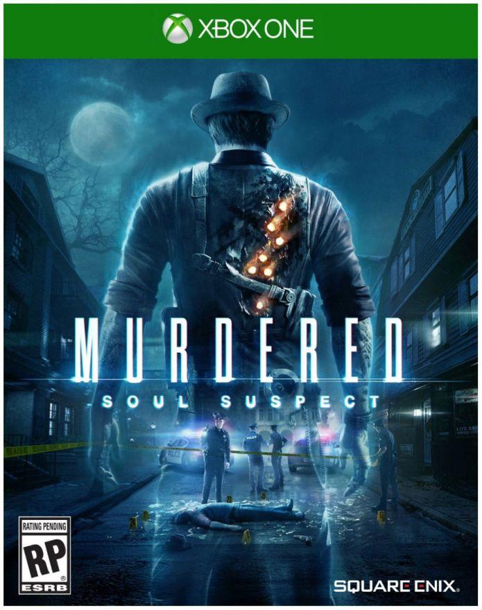 Игра Murdered Soul Suspect (Xbox One)