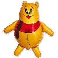 Фигура Медвежонок в шарфике