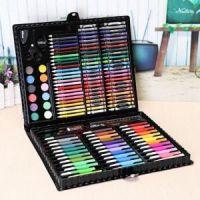 Набор для рисования в чемодане Art Set 150 предметов (цвет черный)_5