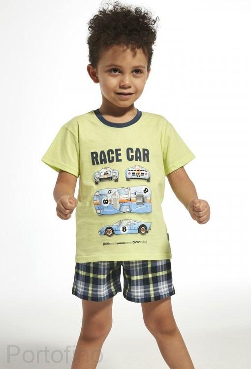 789-68 Пижама для мальчика Cornette
