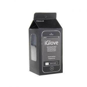 Перчатки iGlove для работы с емкостными экранами