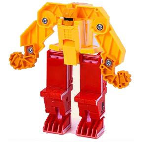 "Lingvo Zoo ""Spongebot"" Губка-Бот 1Toy"