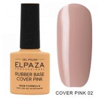 Elpaza гель-лак Cover 002, 10 мл