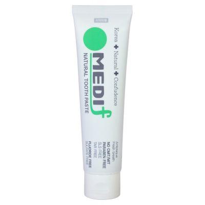 Medif toothpaste Зубная паста комплексного действия (с частицами серебра, древесным углем и растительными экстрактами)