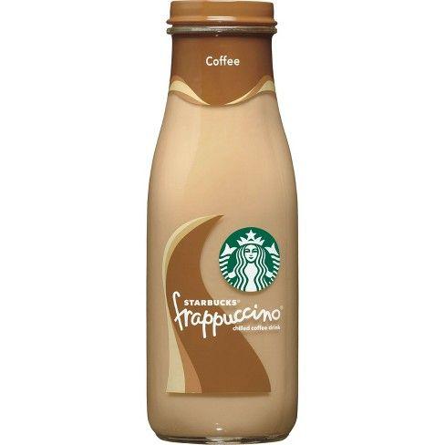Молочный кофейный напиток Frappuccino Coffe 250 ml
