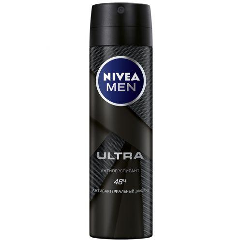 Nivea Deo Sprey Ultra 150ml (Kişi)