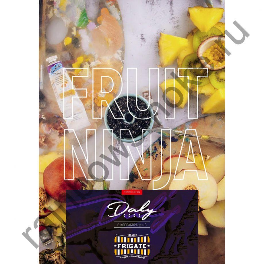 Смесь Daly + Frigate Strong Edition 100 гр - Fruit Ninja (Фруктовый Ниндзя)