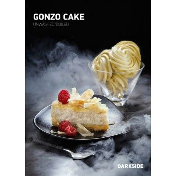 Darkside Medium(Soft) - Gonzo Cake