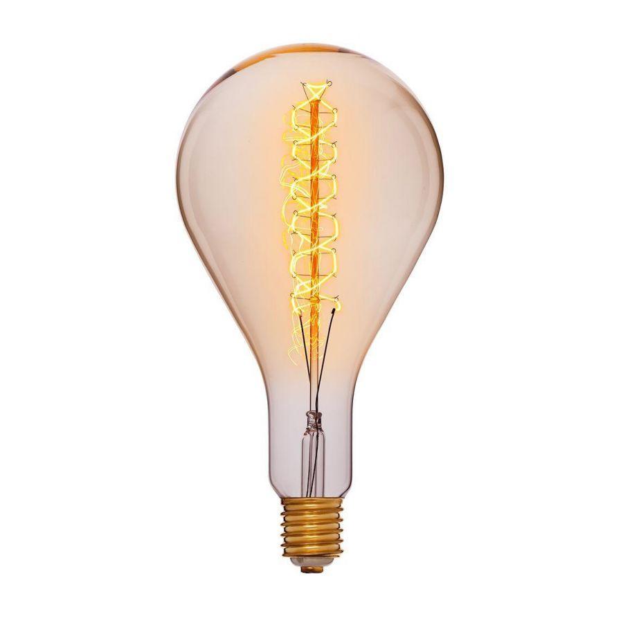 Лампа накаливания E40 95W прозрачная 053-716