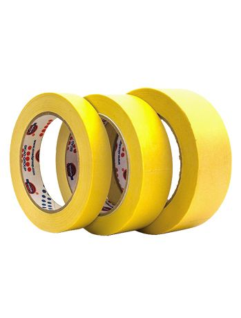 Eurocel Маскирующая лента 110°С - 30мин., 19мм. х 50м., желтая