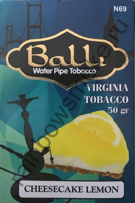 Balli 50 гр - Cheesecake Lemon (Лимонный Чизкейк)