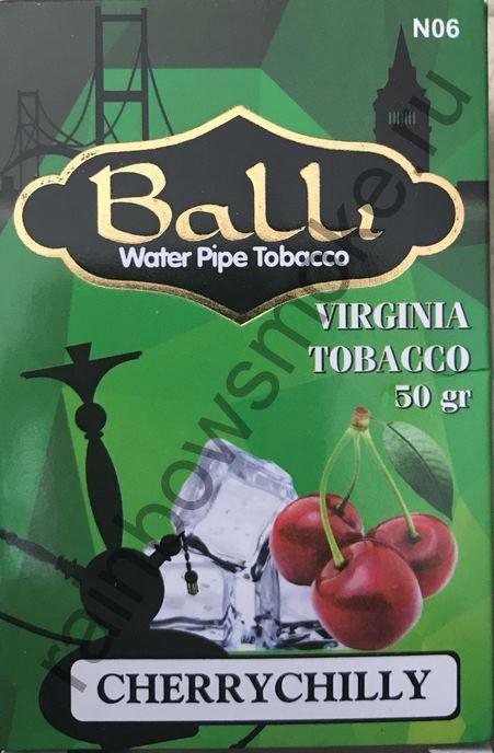 Balli 50 гр - Cherry Chilly (Ледяная Вишня)