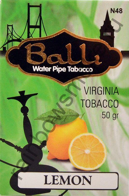 Balli 50 гр - Lemon (Лимон)