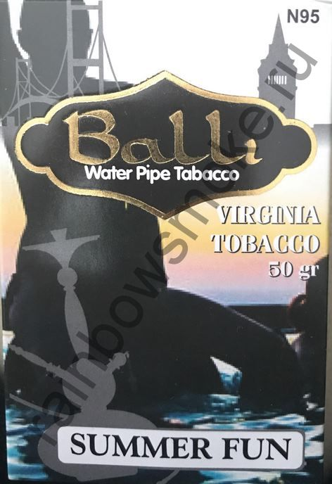 Balli 50 гр - Summer Fun (Летнее Веселье)