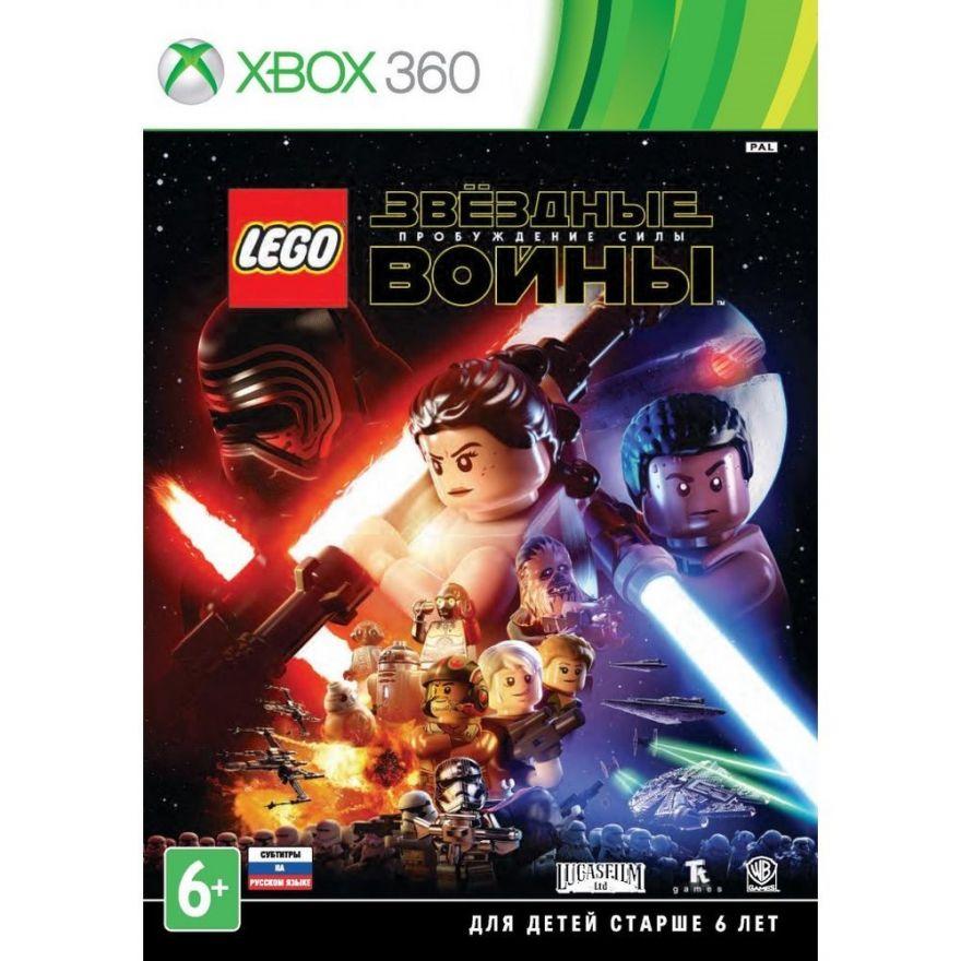 Игра Lego Звездные Войны: Пробуждение Силы (Xbox 360)