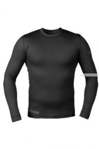 Термобельё Graff футболка (длинный рукав, черный) (Артикул: 901-1)