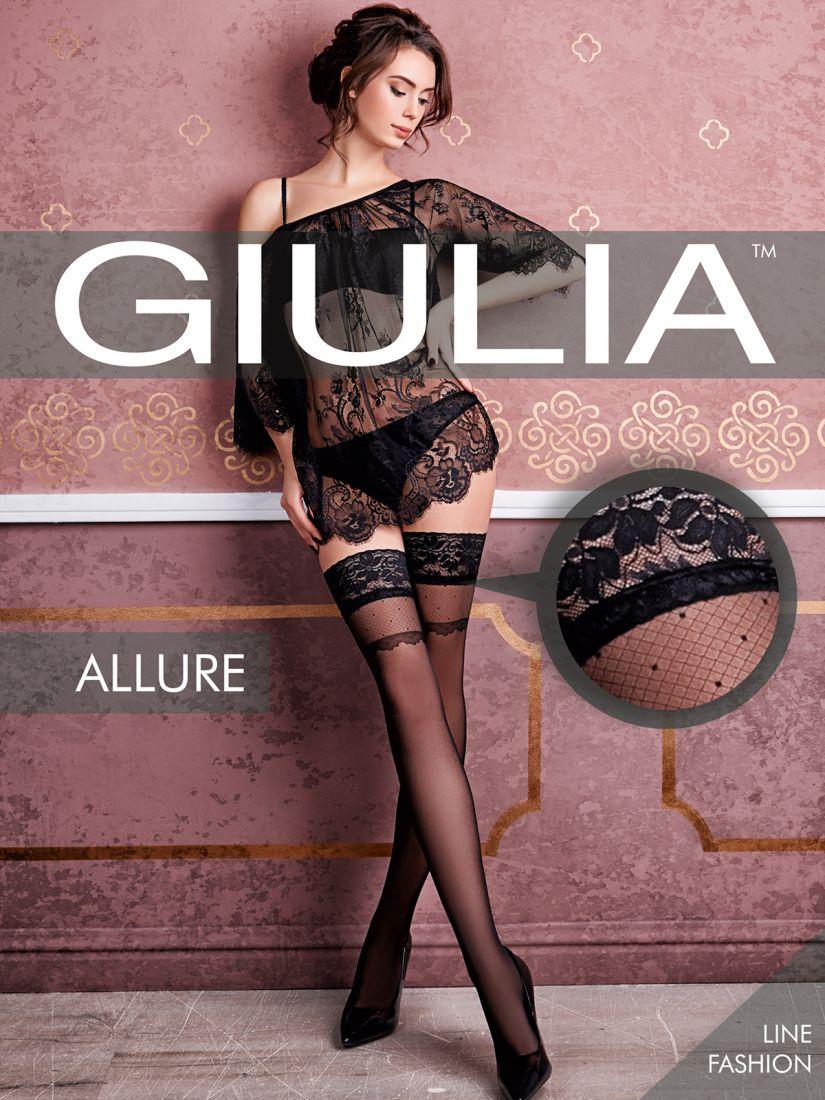 Чулки женские Giulia