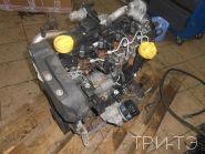 Рено Меган 3 двигатель К9К 832