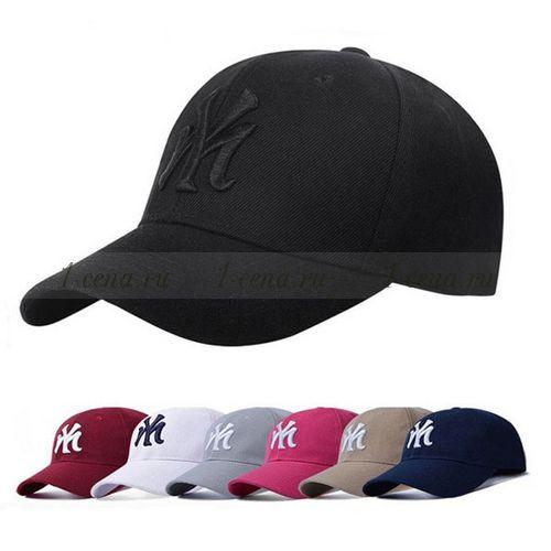 Бейсболка UNISEX NYs в ассортименте