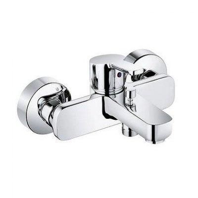 Однорычажный смеситель для ванны с душем KLUDI Logo-Neo 37681 0575