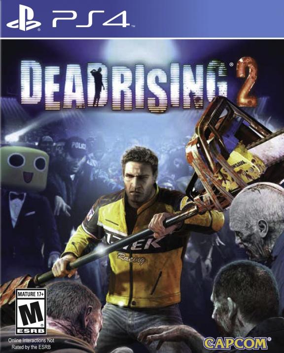 Игра Dead Rising 2 (PS4)