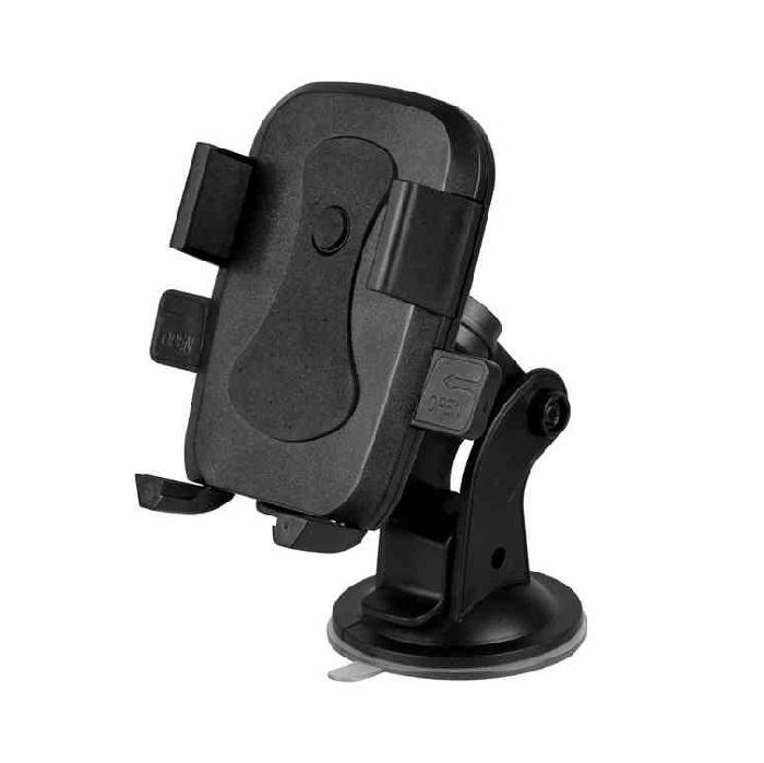 Держатель Телефона В Авто Easy One Touch Car Mount, Цвет Черный